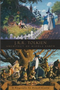J.R.R. Tolkien – Architect of Middle-Earth – HB 1927