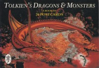 Tolkien's Dragons & Monsters (20 postcards) – HB 366
