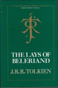 History of Middle-Earth 03 – The Lays of Beleriand – HB 474