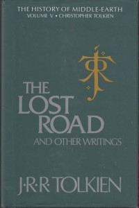 History of Middle-Earth 05 – The Lost Road and other writings – HB 479