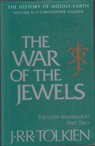 History of Middle-Earth 11 – The War of the Jewels – HB 495