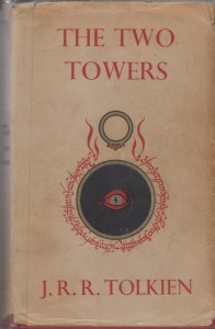The Two Towers, Fourth Impression 1956 – HB 496