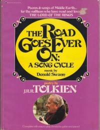 The Road Goes Ever On: a song cycle – HB 634