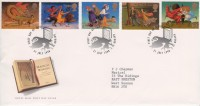 Stamps – FDC Magical Worlds – HB 923