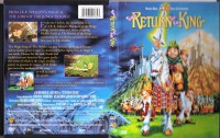 The Return of the King (DVD, Rankin – Bass) – HB 2532