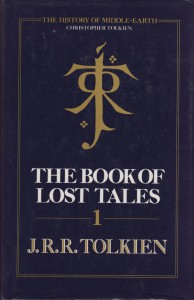 THE BOOK OF LOST TALES 1 – HB 583