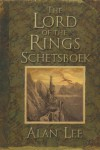 Lord of the Rings Sketch-book by AlanLee – in Dutch – HB 2804
