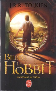 Bilbo le Hobbit – The Hobbit in French – HB 2791