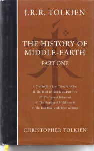 The History of Middle-Earth, parts 1-5 – HB 2851
