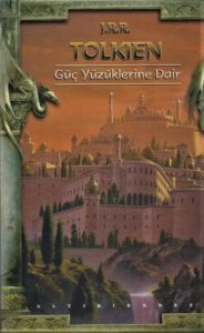 TOLKIEN – The Silmarillion (in Turkish) – HB 4959