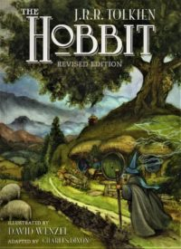 TOLKIEN : The Hobbit – comic edition – HB 4461