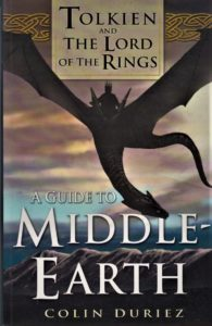 Colin Duriez : A Guide to Middle-Earth – HB 5018