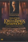 DVD – Creating The Lord of the Rings Symphony – HB 2320
