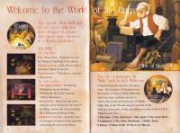 JRR TOLKIEN: MASTER OF THE RINGS (CD + DVD) – HB 2516