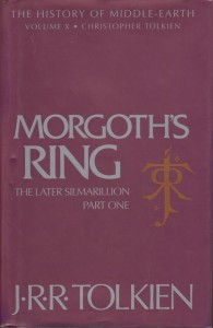 History of Middle-Earth 10 – Morgoth's Ring – HB 289