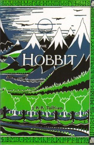 The Hobbit – Tolkien cover – HB 346