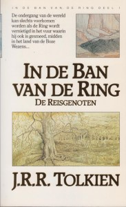 In de Ban van de Ring (four books) – HB 411