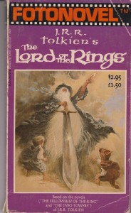 Lord of the Rings – Fotonovel – HB 536