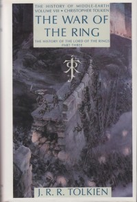 History of Middle-Earth 08 – The War of the Ring – HB 80