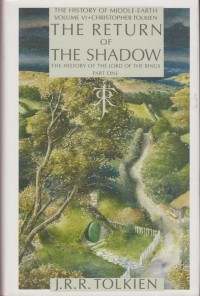History of Middle-Earth 06 – The Return of the Shadow – HB 971