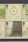 10 Tolkien stamps (2004) – HB 2058