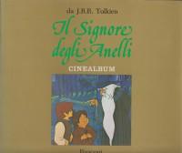 Il Signore degli Anelli – Italian movie book 1979 – HB B1