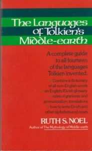 The languages of Middle-Earth – HB 3255