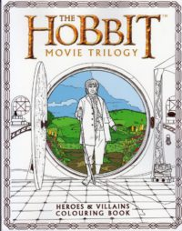 The Hobbit Colouring Book – HB 3877