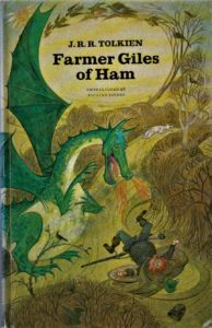 TOLKIEN : Farmer Giles of Ham – HB 4753