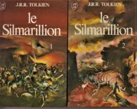 TOLKIEN : Le Silmarillion (in French) – HB 4962