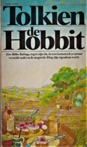 Hobbit – Dutch translation 1978 – HB 4986