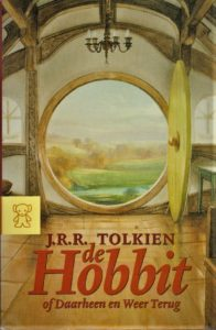 Hobbit – Dutch translation 2004 – HB 4987