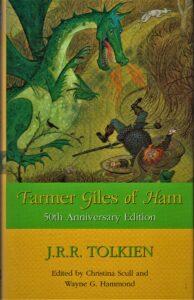 Farmer Giles of Ham (50th Ann.) – Tolkien – HB 5200