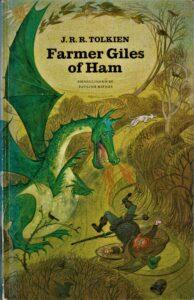 Farmer Giles of Ham – Tolkien / Baynes – HB 5201