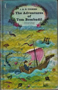 Tolkien : The Adventures of Tom Bombadil (in English) – HB 5211