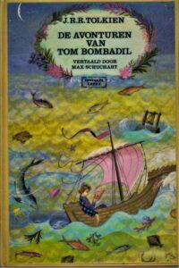 Tolkien : De Avonturen van Tom Bombadil (in Dutch) – HB 5221